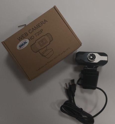 מצלמת אינטרנט HD 720P
