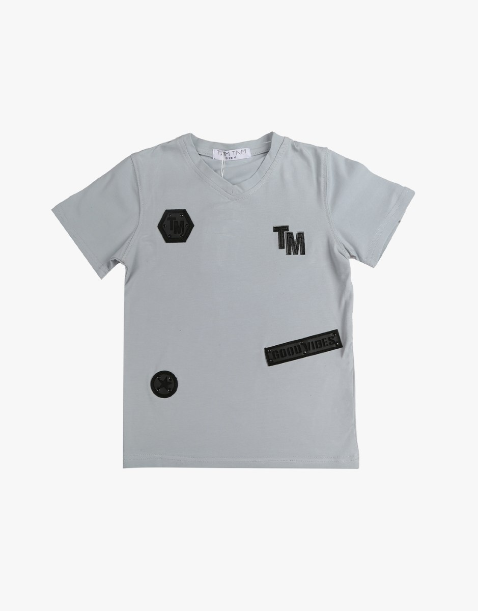 חולצה בנים לייקרה TM
