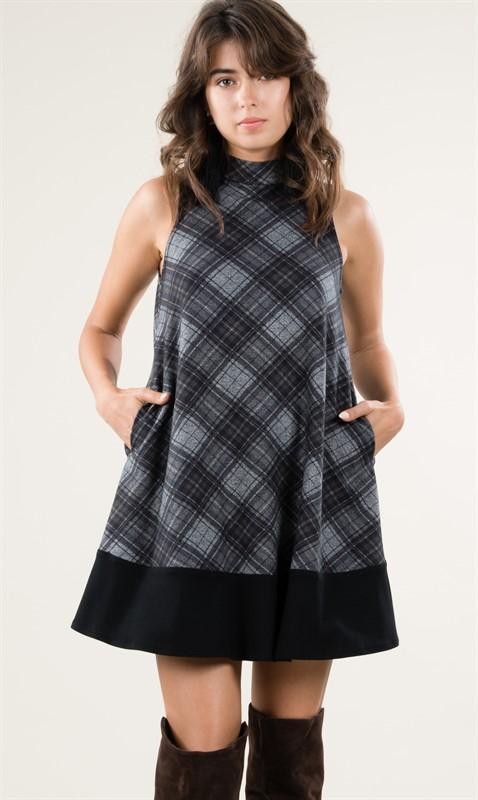 שמלה קולר