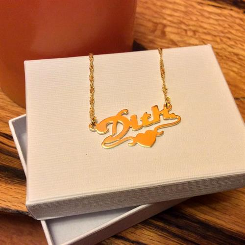 Name Necklace 702