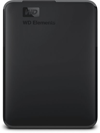 כונן קשיח חיצוני Western Digital Elements Portable WDBU6y00210BBK 2000GB