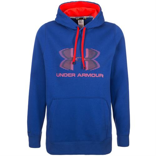 קפוצ'ון אנדר ארמור 1259931-420  Under Armour Storm 1 Rival Fleece Graphic Hoodie