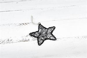 כוכב מיתרי ברזל - שחור
