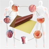 מארז 8 רצועות לכאבי שרירים, פרקים, גב, שגרון, חבורות, נקעים ועוד...