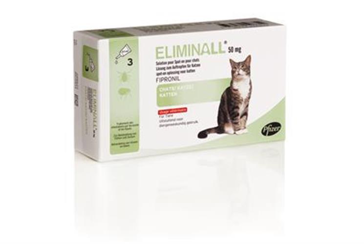 אמפולות אלימינל חתול