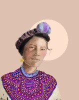 הדפס ציור נייר- חובק עולם, שלישייה מנצחת