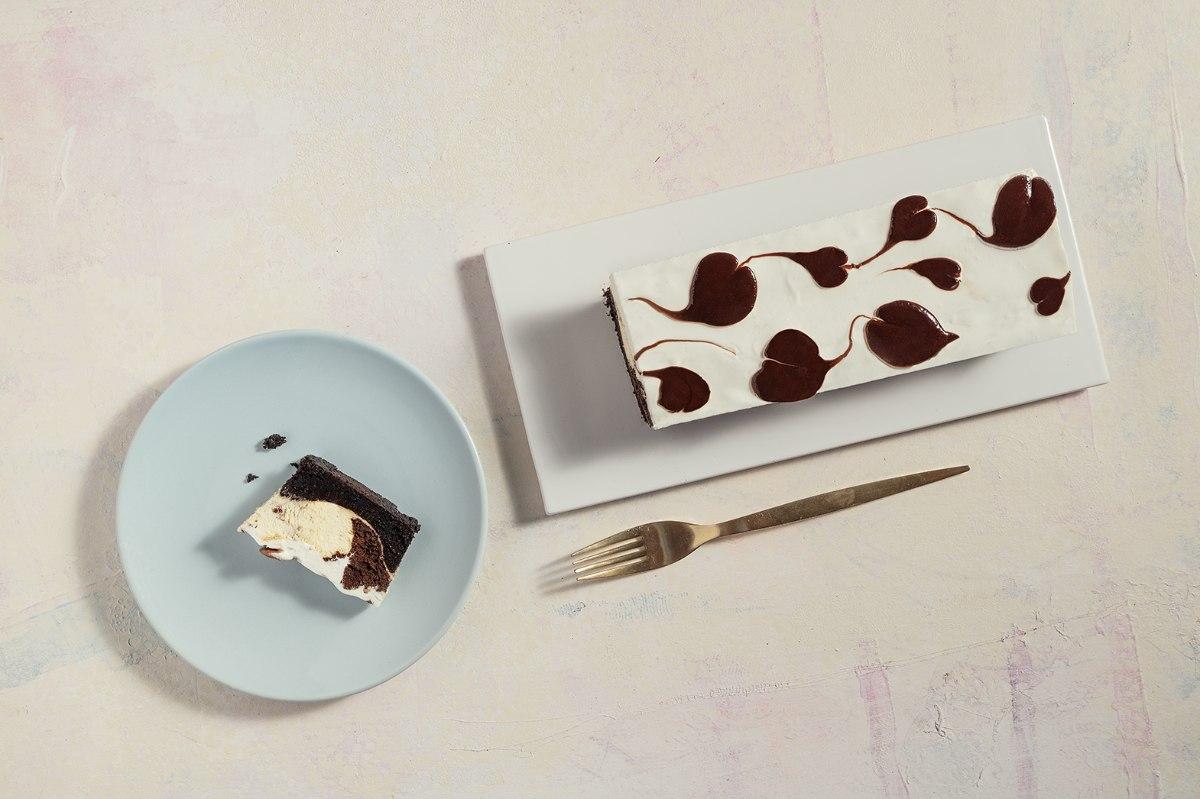 שוקוצ'יז- בראוניז שוקולד גבינה