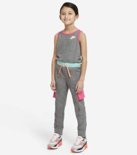 אוברול אפור NIKE בנות - 1-7 שנים
