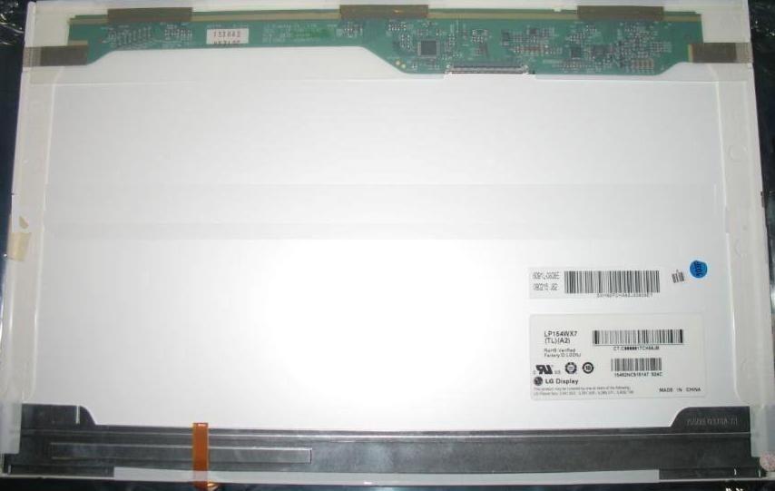 החלפת מסך למחשב נייד LP154WX7 (TL)(P1) / LP154WX7-TLP1 15.4 WXGA Glossy LED  15.4