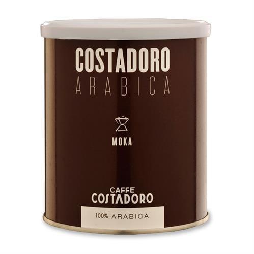 CostaDoro קפה טחון למקינטה פחית - 250 גרם