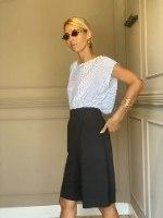 מכנסי CLASSIC קצרים - שחור