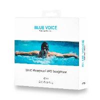 אוזניות נגן MP3 לשחייה במים 8GB זכרון