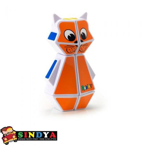 רוביקס ג'וניור - חתול Rubiks