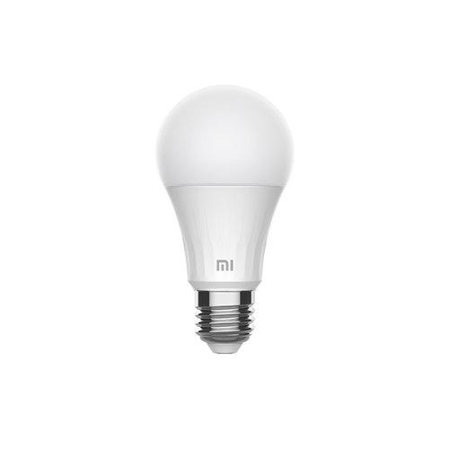 נורה LED חכמה צבע לבן דגם Mi Smart LED Bulb Warm White