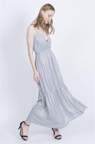 שמלת אנה כסף לורקס