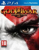 PS4 God Of War III Remasterd