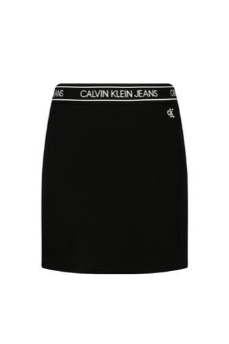CK חצאית שחורה מידות 4-16