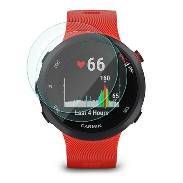 מגן זכוכית לשעון Garmin Forerunner 45 - סט 3 יחידות