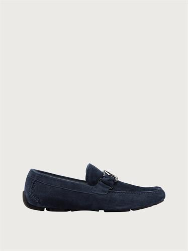 נעלי Salvatore Ferragamo Ornament Driver Peter לגברים