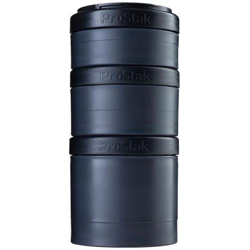 BlenderBottle, ProStak-תאי איחסון to-go צבע שחור 4 חלקים