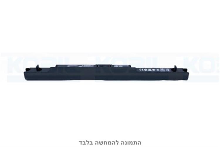 סוללה חליפית למחשב נייד Asus A46 4cells/A41-K56/S40/S56