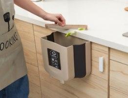 פח מתקפל יעיל וחסכוני למטבח