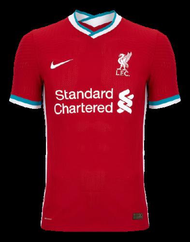 חולצת משחק הביתית ליברפול 20-21