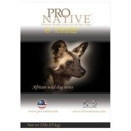 מזון לכלב פרו נייטיב כבש ואורז מלא 15 קג