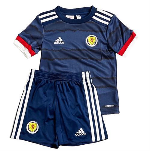 חליפת ילדים סקוטלנד בית יורו 2020