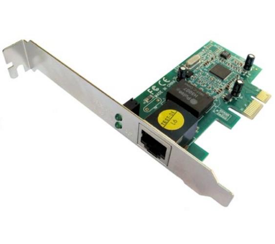 כרטיס רשת ג'יגה לחיבור PCI EXPRESS מבית Dynamode באיכות גבוהה PCI EXPRESS to LAN GIGA 10/100/1000