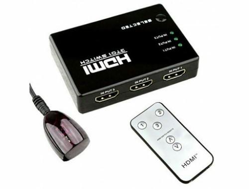 מפצל HDMI 3 יציאות
