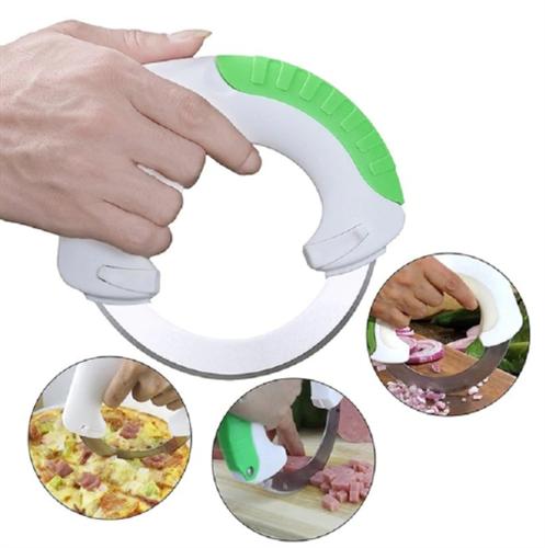 סכין גלגל לחיתוך בטוח ומהיר