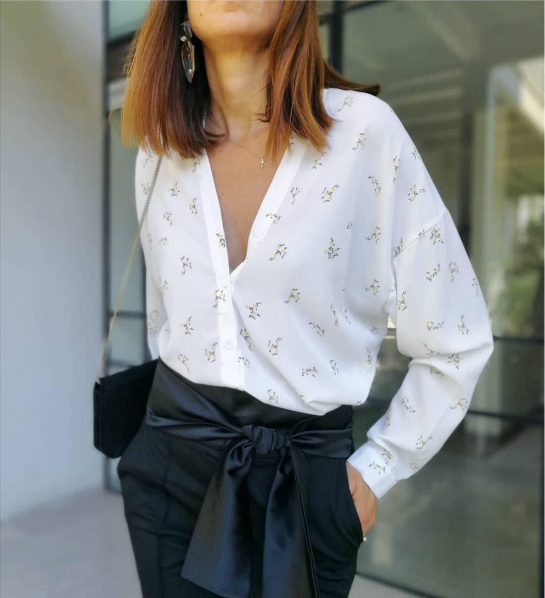 חולצת גלוריה פריזאית