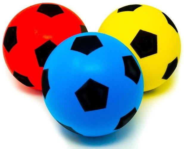 כדורגל ספוג