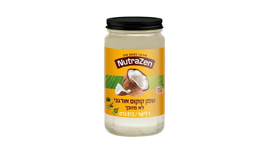שמן קוקוס נוטרזן 1 ליטר