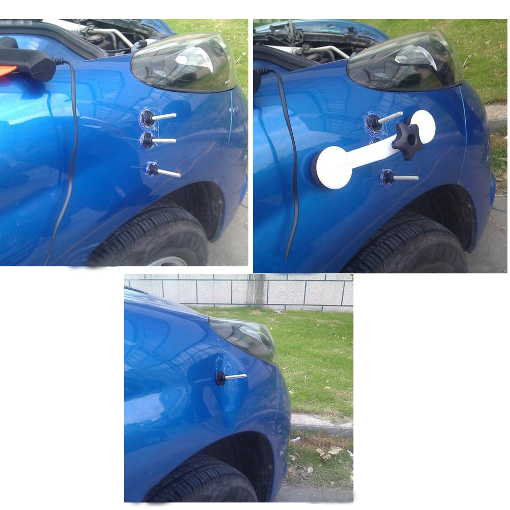 סט מקצועי לתיקון מכות פח ברכב בקלות וביעילות