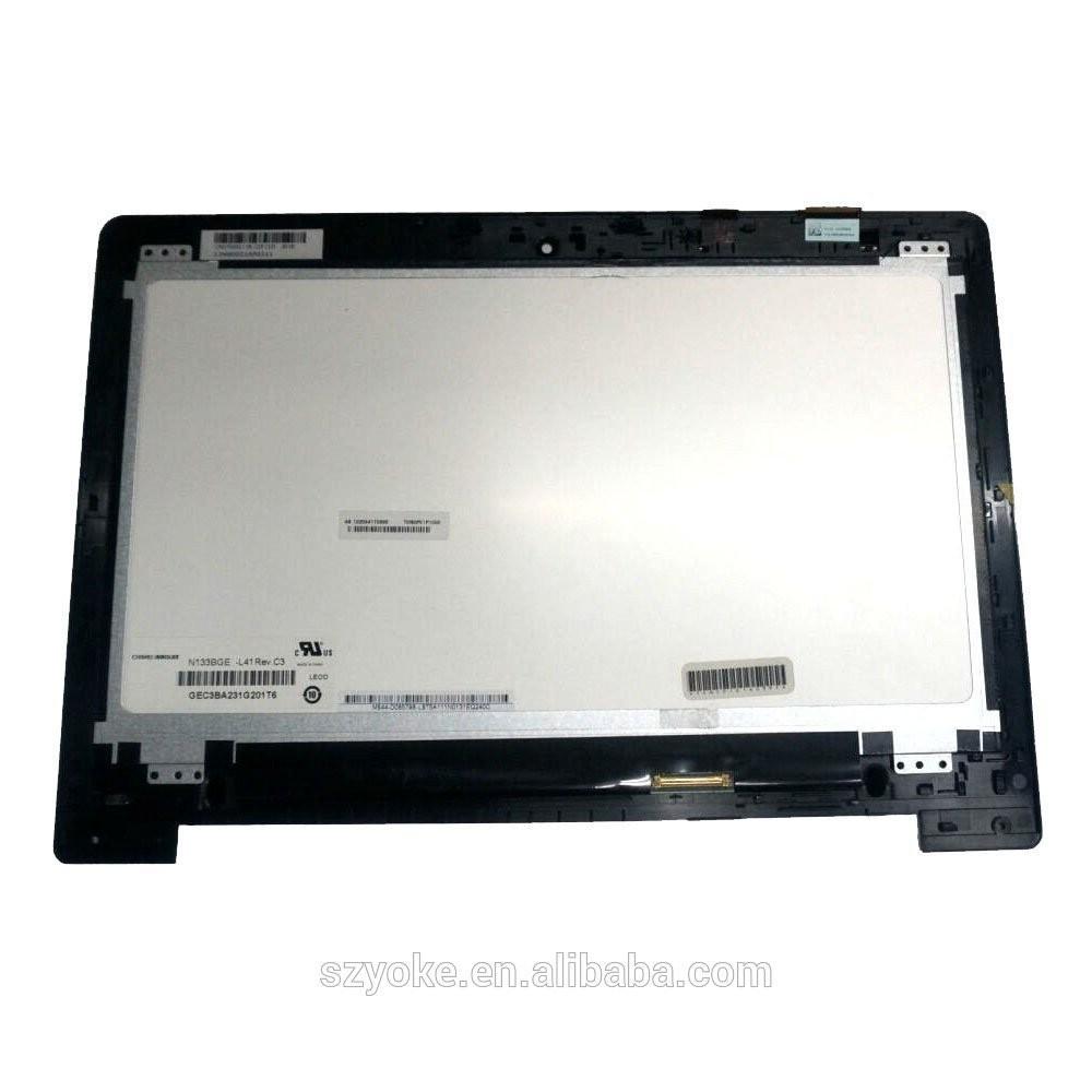 קיט מסך מגע להחלפה בנייד אסוס ASUS S300 13.3-inch touch screen LCD screen assembly