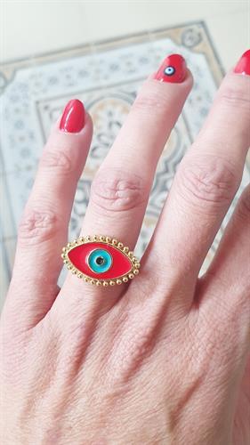 טבעת עין אדומה