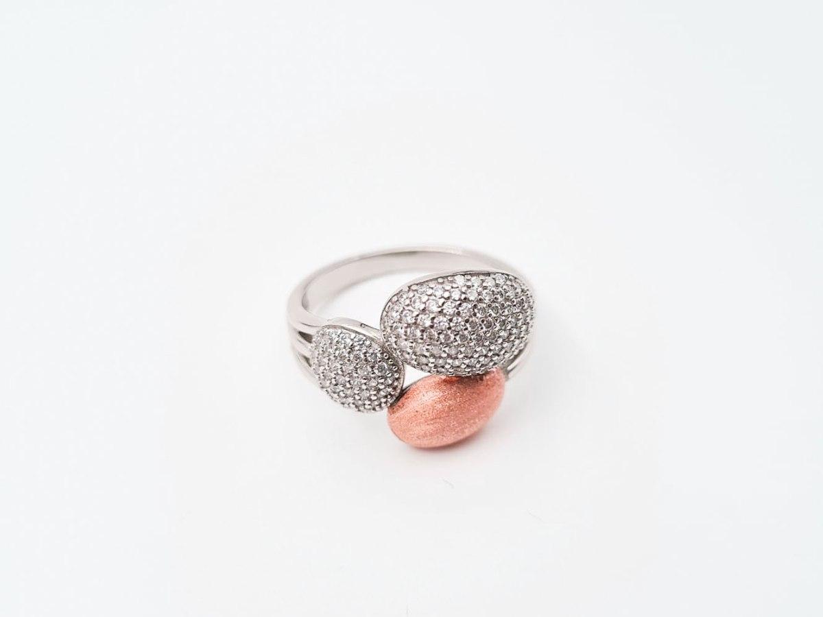 טבעת כסף KLA