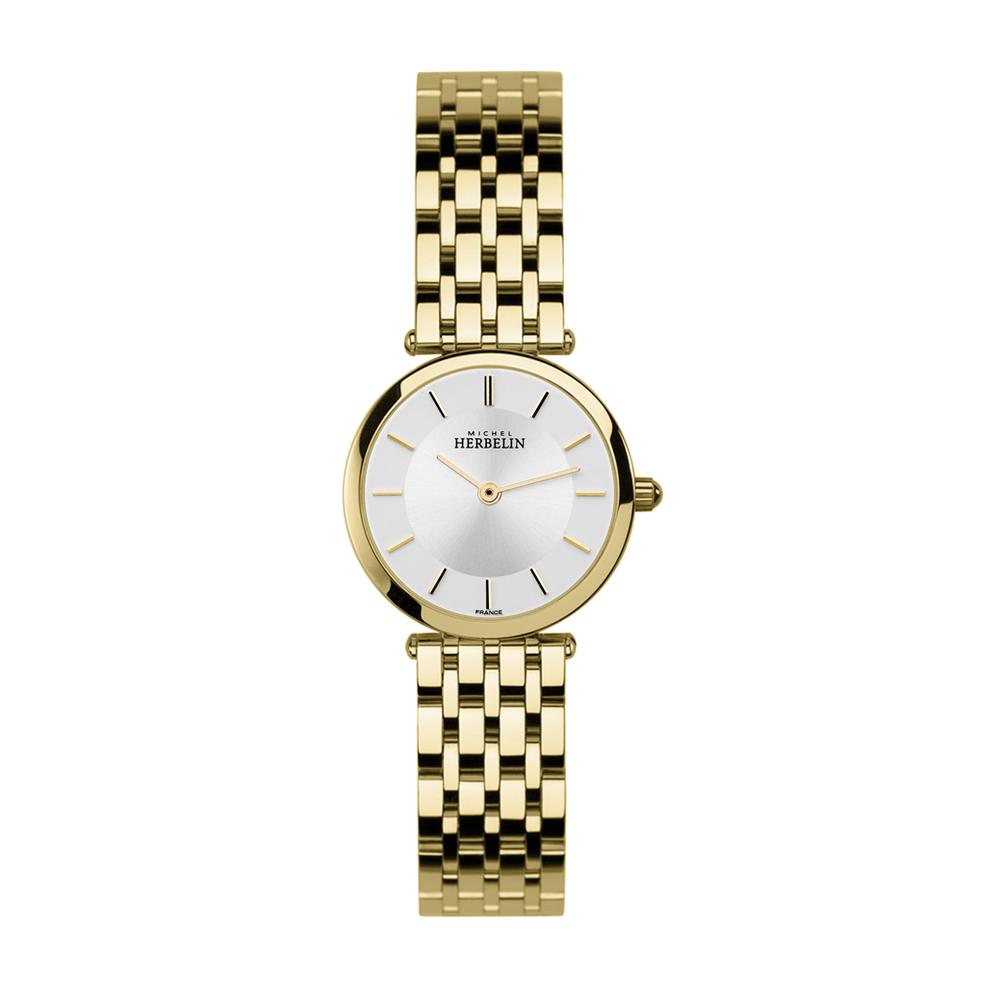שעון יד אנלוגי נשיםMichel Herbelin 1045/BP11