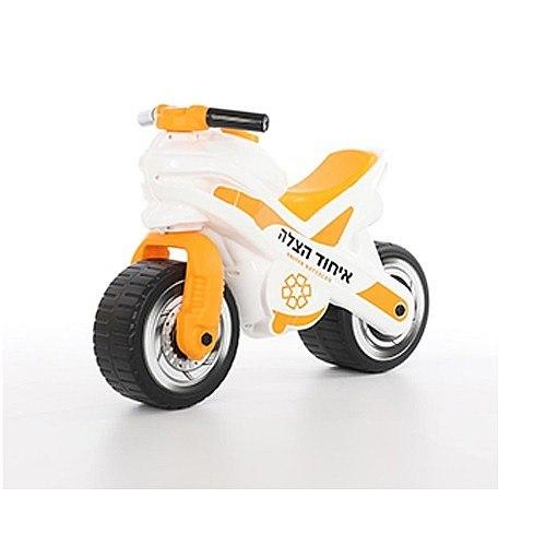 אופנוע שיווי משקל איחוד ההצלה