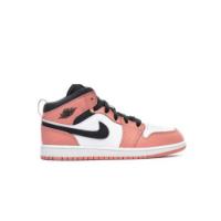 Nike Kids Air Jordan 1 Pink Quartz