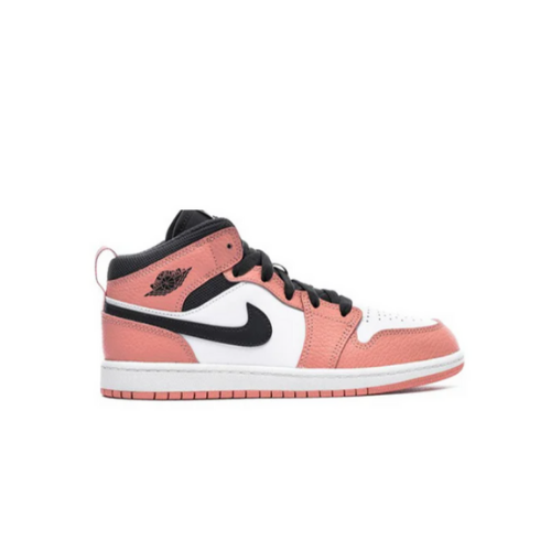 Nike Kids Air Jordan 1 Pink Quartz