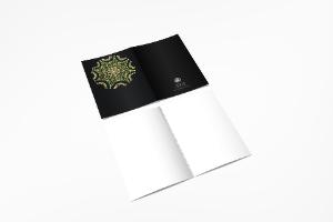 כרטיס ברכה מנדלת נקודות דרך