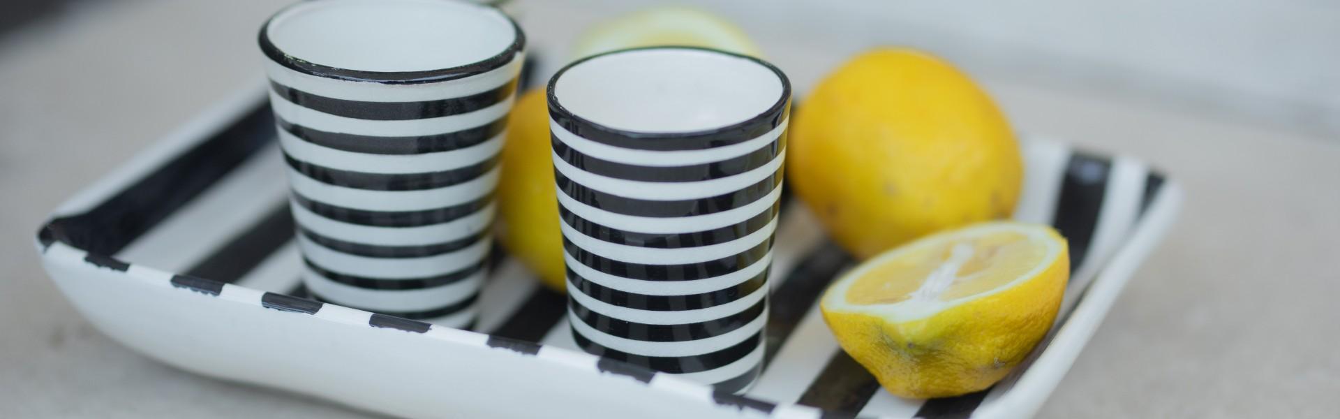 כלים שחור לבן - פנטזיה מרוקאית