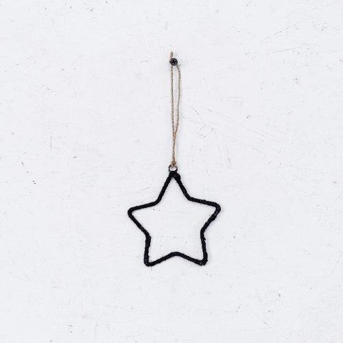 כוכב חוטי יוטה -שחור
