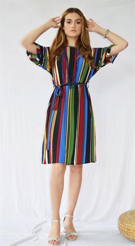 שמלת פסים