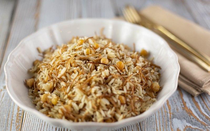 אורז לבנוני