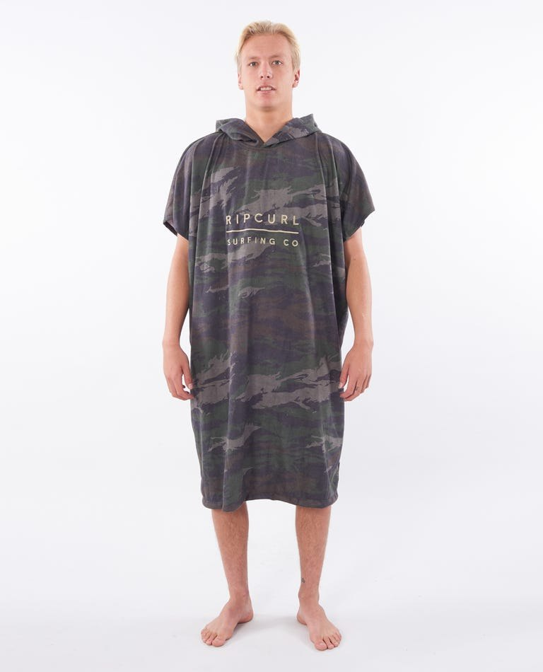 RIP CURL Mix Up Hooded   Towel