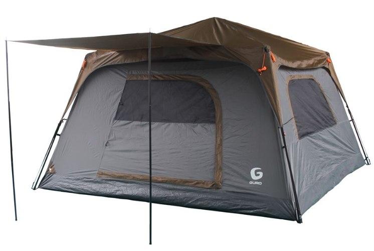 אוהל בן רגע ל 8 אנשים - גורו פנורמה חדש